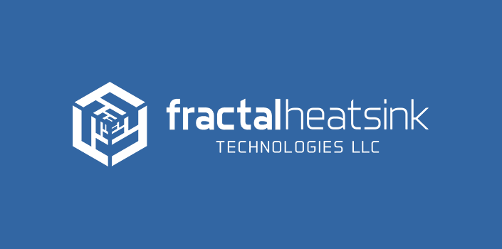 Fractal Heatsink Logo